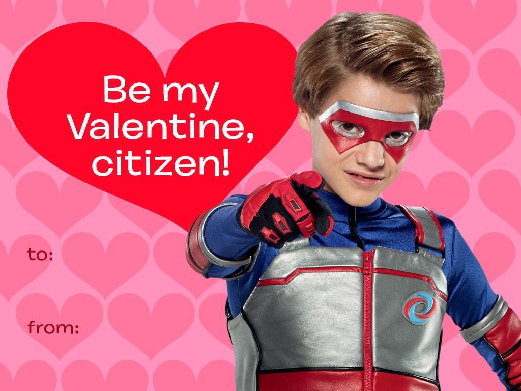 It's Valentime!