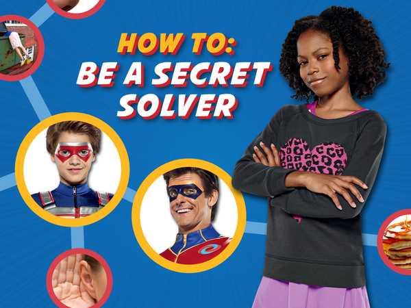 Henry Danger: How To Be A Secret Solver