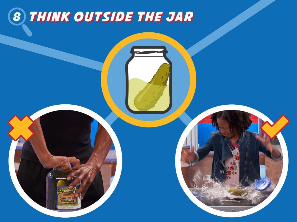 Think Outside the Jar