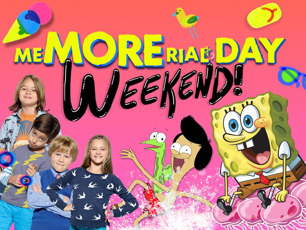 More Weekend, More Awesome