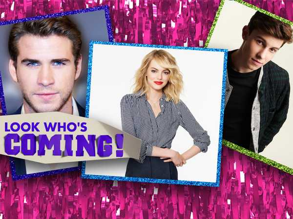 Kids' Choice Awards: Look Who's Coming!