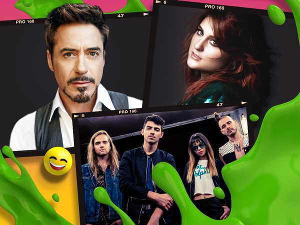 Kids' Choice Awards 2016: Look Who's Coming