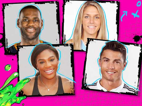 Kids' Choice Sports 2016 | Nominee Sneak Peek