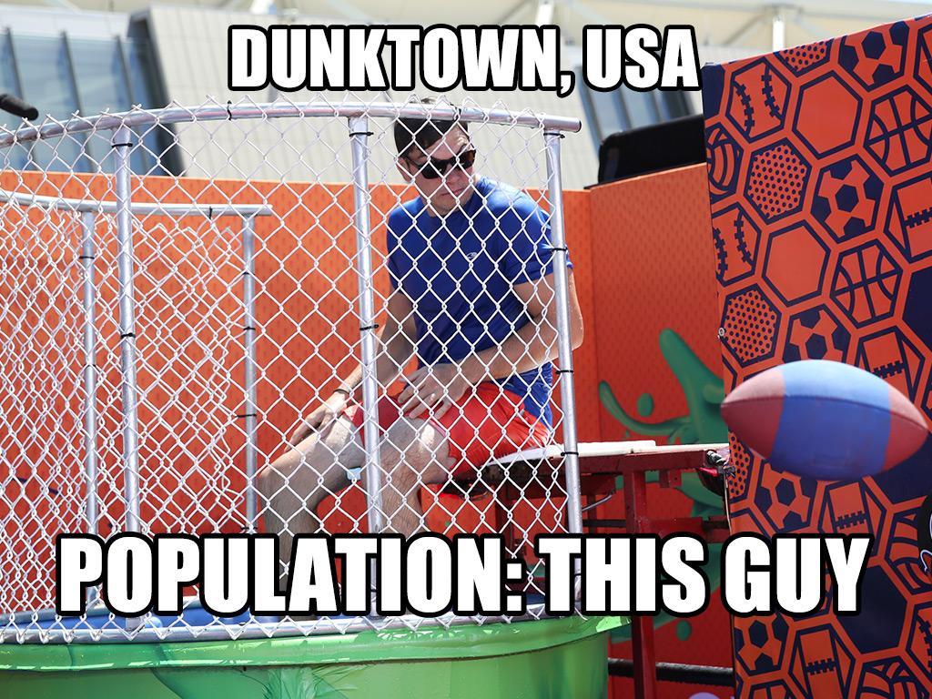 Or Is It Dunksville?