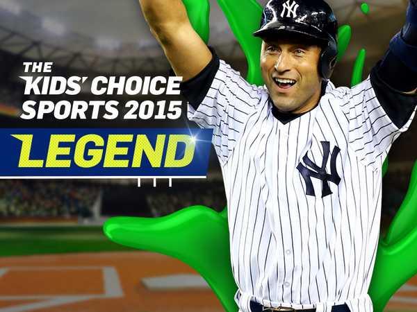 Kids' Choice Sports: Derek Jeter: Legendary!