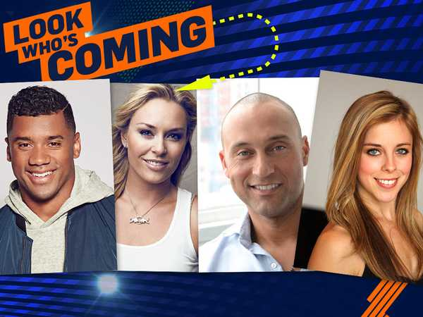 Kids' Choice Sports: Look Who's Coming!