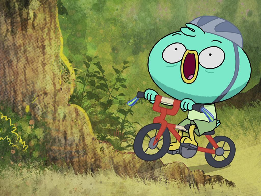 Harvey Beaks (Harvey Beaks)