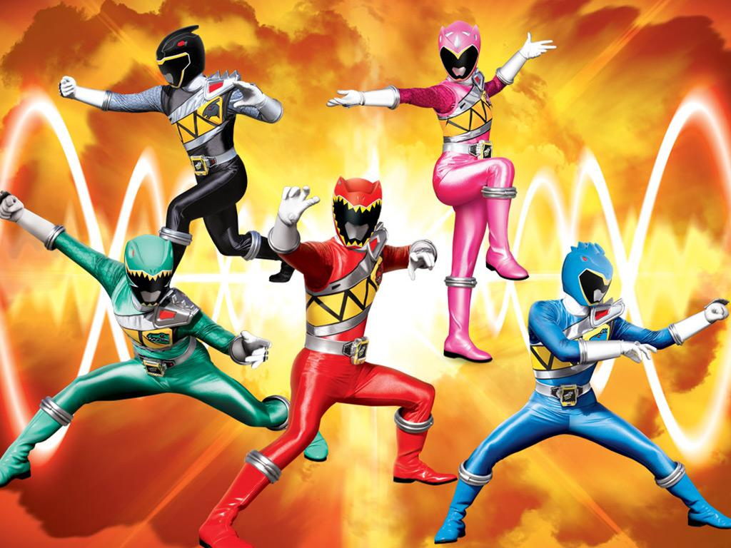 The Power Rangers (Power Rangers: Dino Charge)