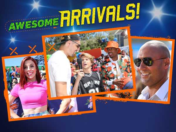 Kids' Choice Sports: Best Orange Carpet Moments!