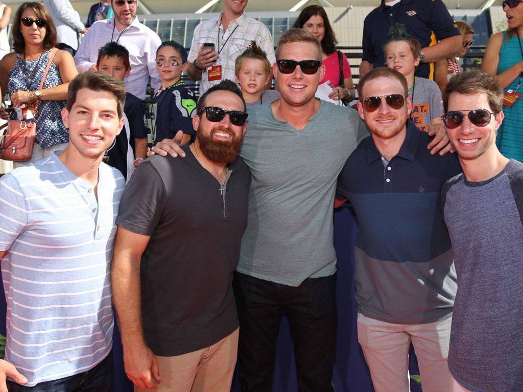 Coby Cotton, Tyler Toney, Cody Jones, Garrett Hilbert, Cory Cotton