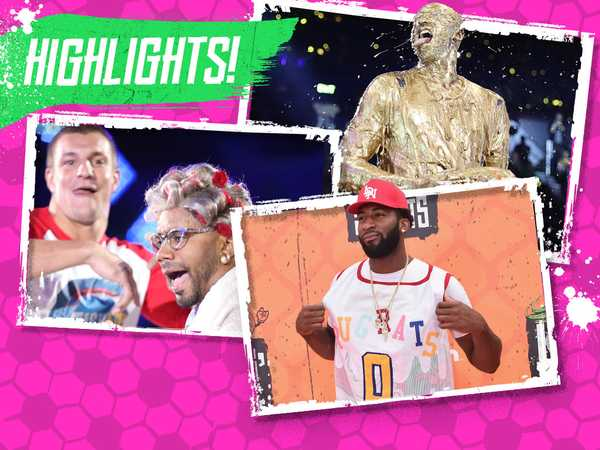 Kids' Choice Sports 2016 | Highlights