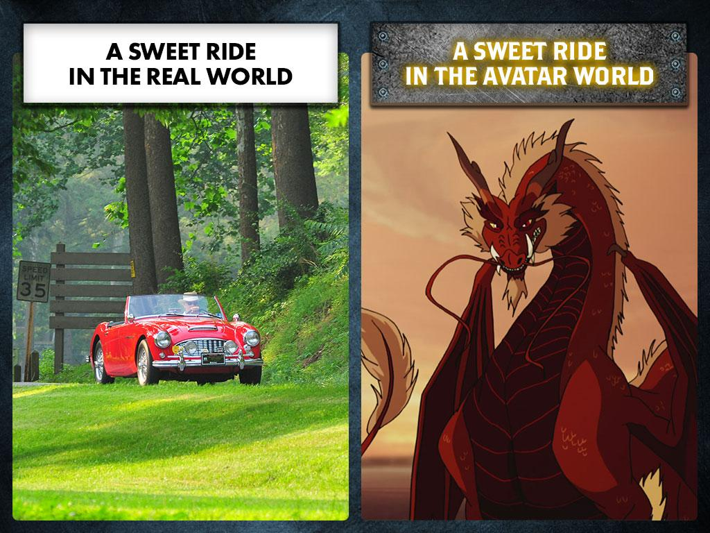 Can your ride breathe fire?