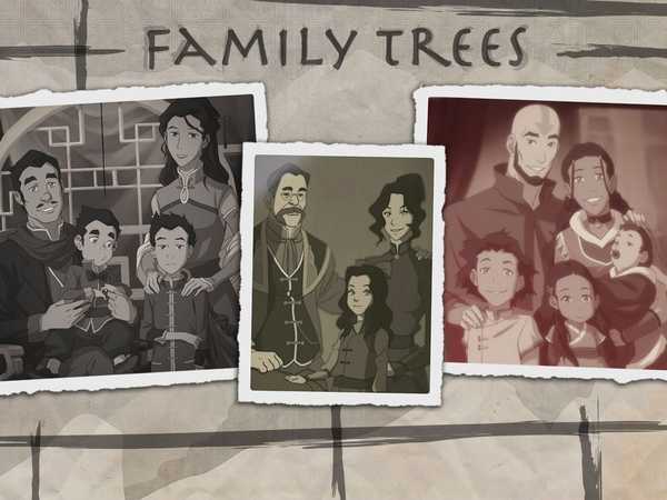 Official Family Trees