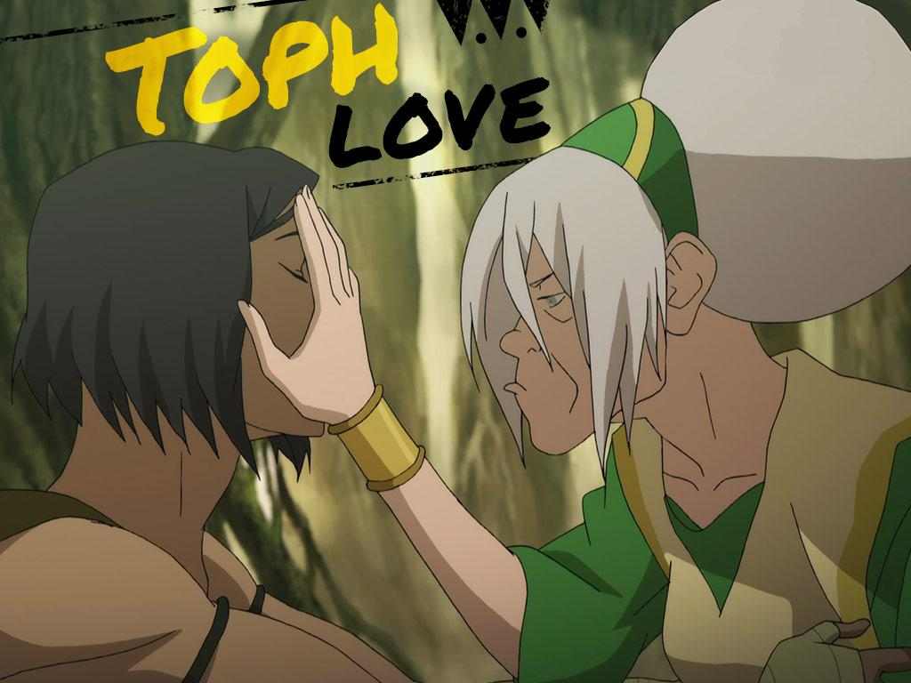 Time for some tough love from Toph Beifong!