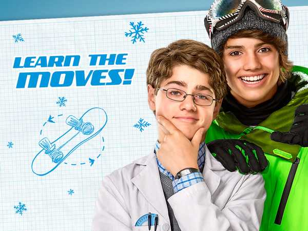 Max & Shred: Max and Shred Moves!