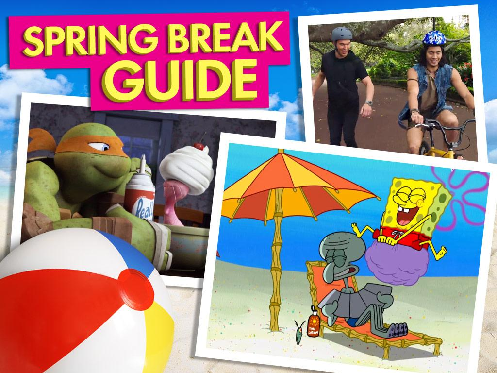Are you ready for Spring Break 2015?