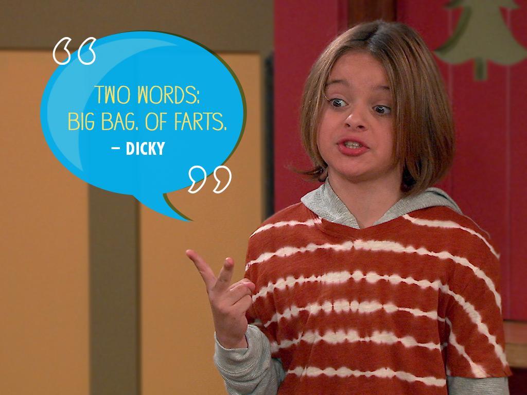 Dicky!
