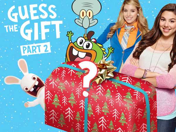Guess The Gift! Pt. 2