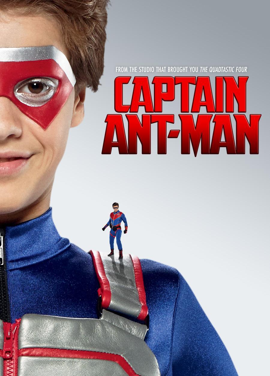Captain Ant-Man
