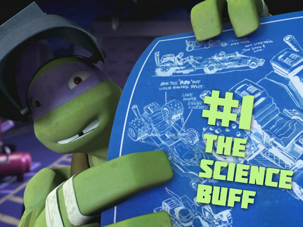 The Science Buff