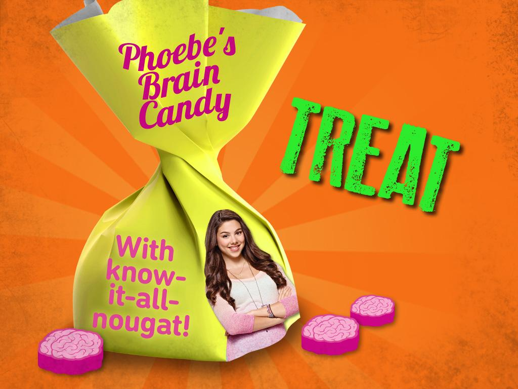 Treat: Phoebe's Brain Candy