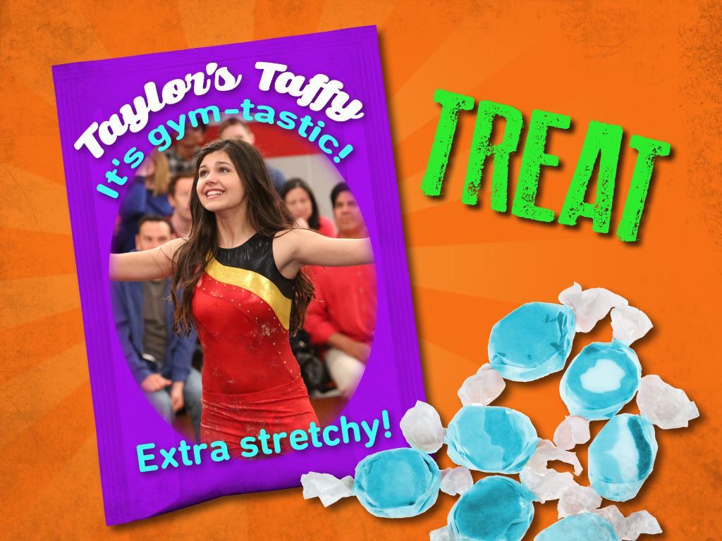 Treat: Taylor's Taffy