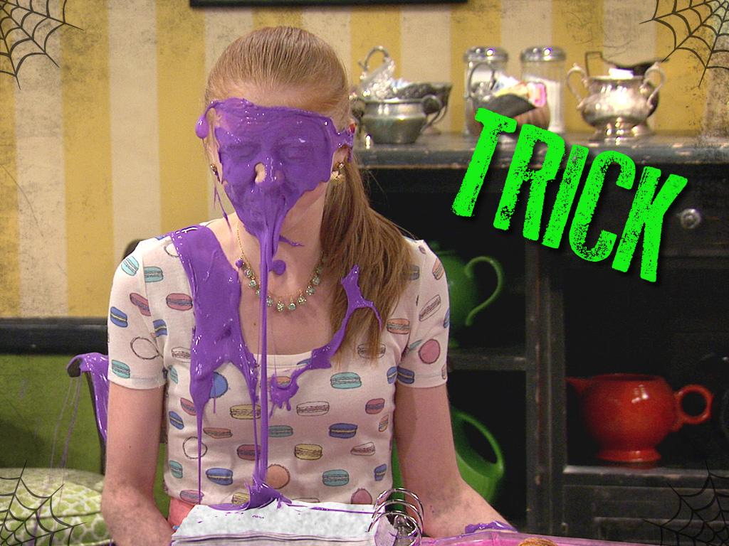 Trick: A Sea of Purple