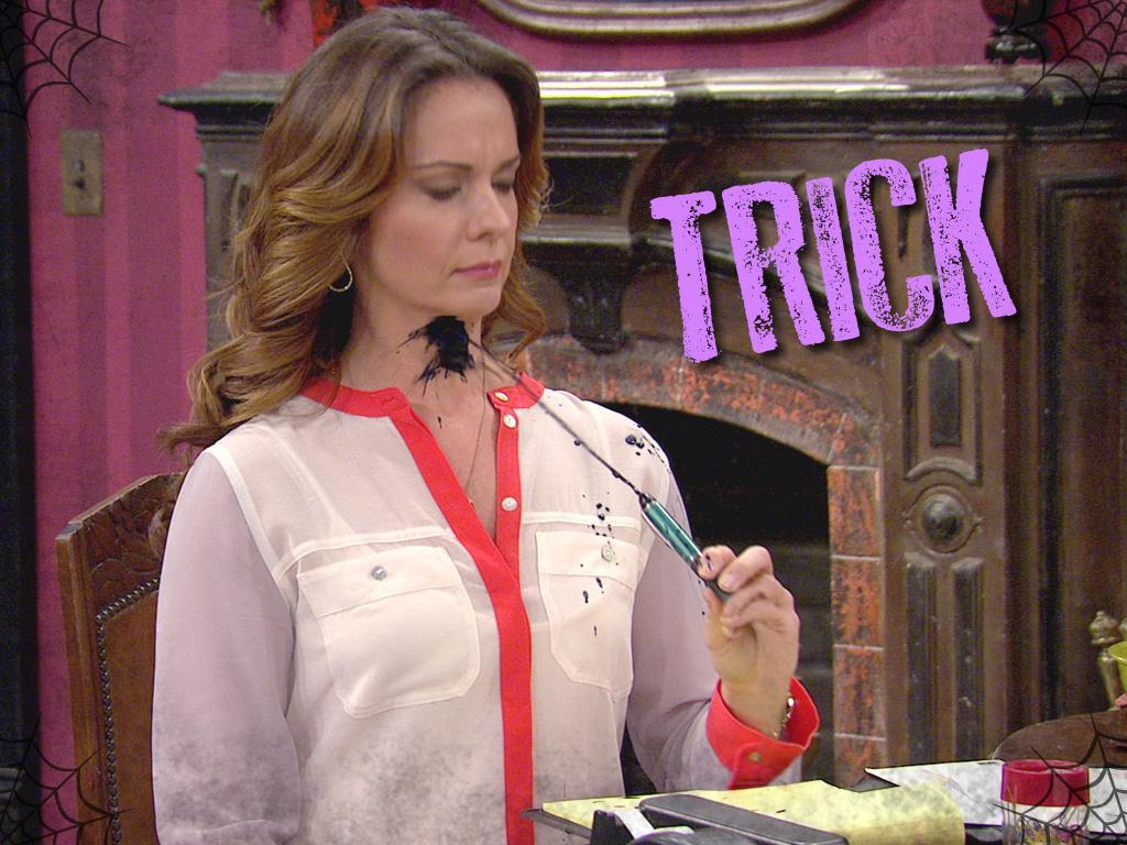 Trick: Hook, Line and Inker
