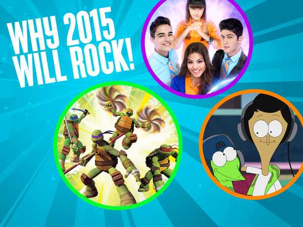 Why 2015 Will ROCK!