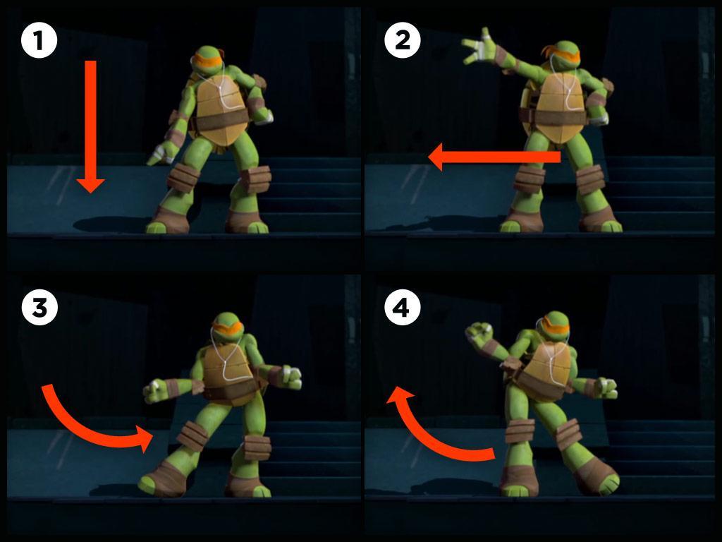 6. The tPod Shuffle