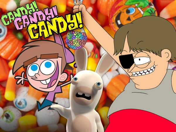 Candy! Candy! Candy!