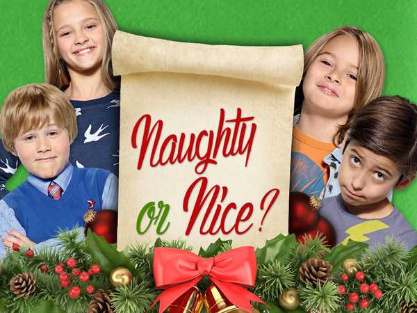 Nicky, Ricky, Dicky & Dawn: Naughty or Nice?