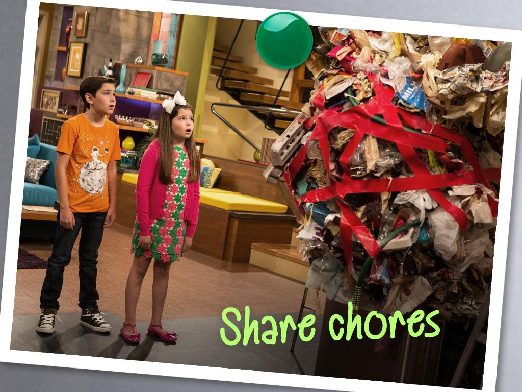 Share Chores