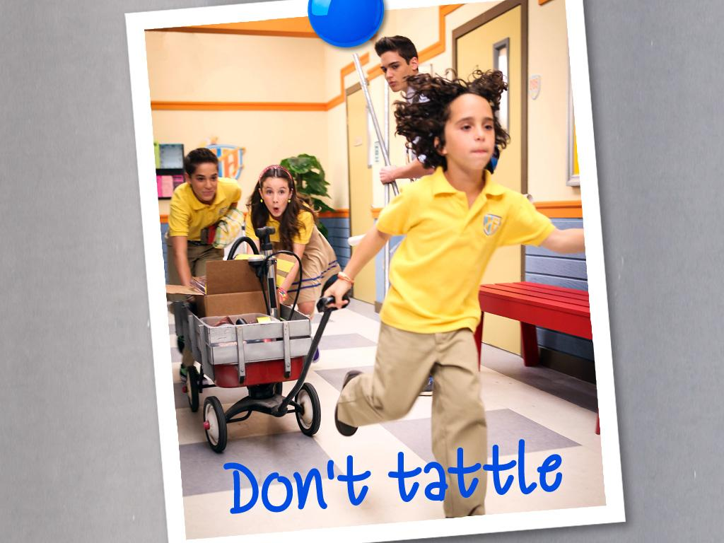 Don't Tattle