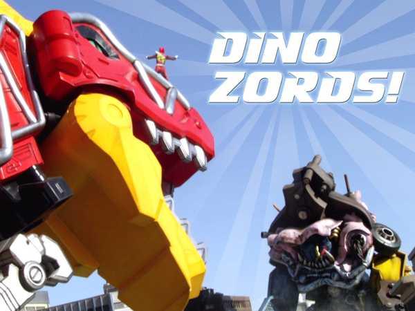 Dino Zord GIFs!