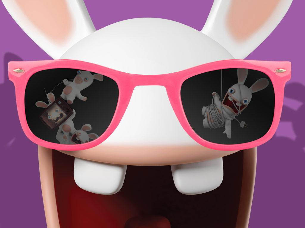 How do Rabbids see the world?