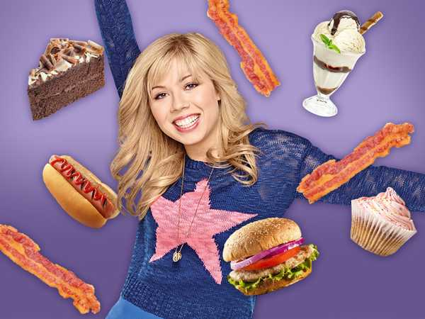 Sam & Cat: How To Eat Like Sam
