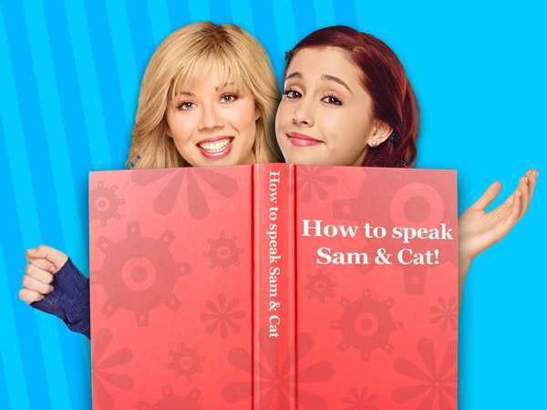 Sam & Cat: Sam & Cat Vocabulary!