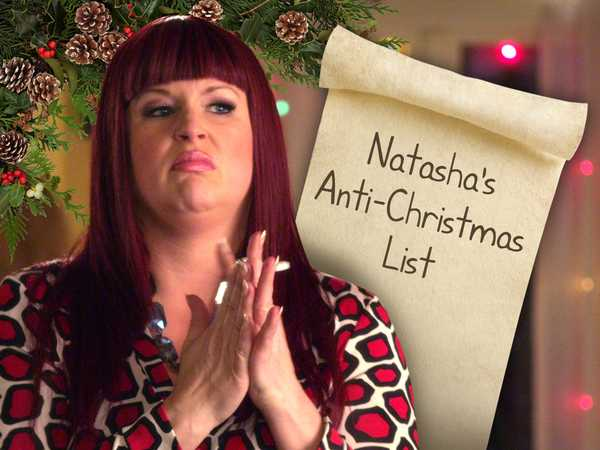 Santa Hunters: Natasha's Anti-Christmas List