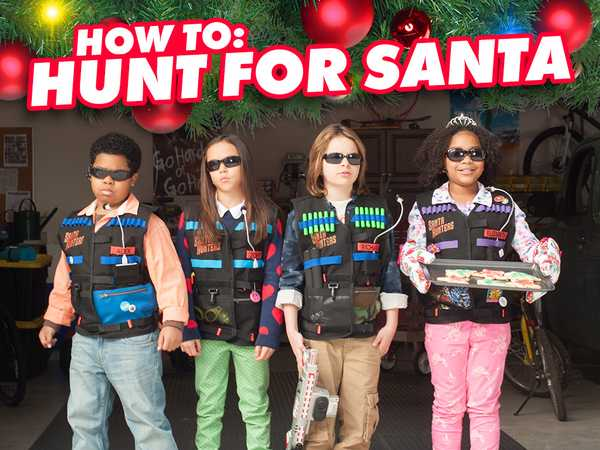 Santa Hunters: How To Hunt For Santa