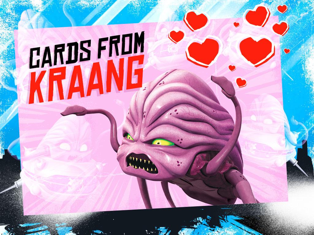 Valentine's Day Just Got Kraang-Jacked