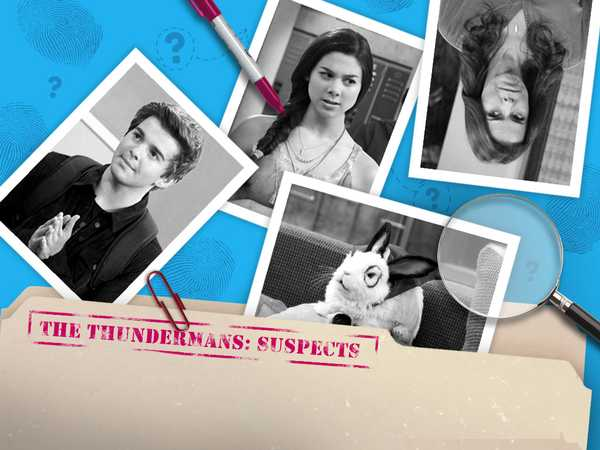The Thundermans: Suspects