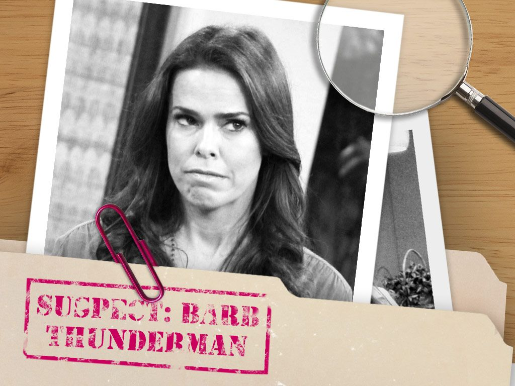 Thundermans Barb Barb Thunderman