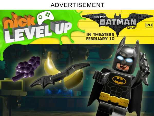 Type 4: LEGO Batman Game Fan Tile