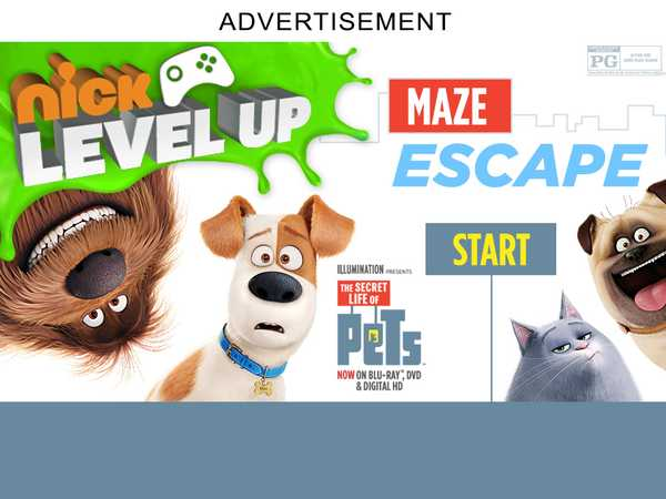 Type 4: Secret Life of Pets FAN Tile