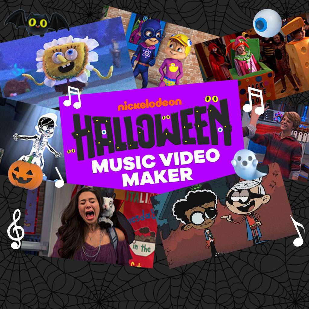 let's play halloween music video maker