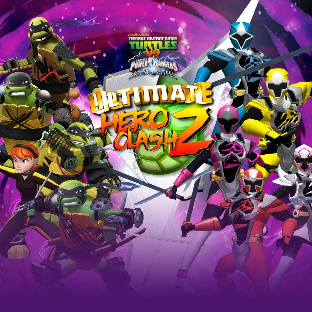 Rise To Power Monstrosity: NickGamer: Ultimate Hero Clash 2: TMNT Vs. Power Rangers