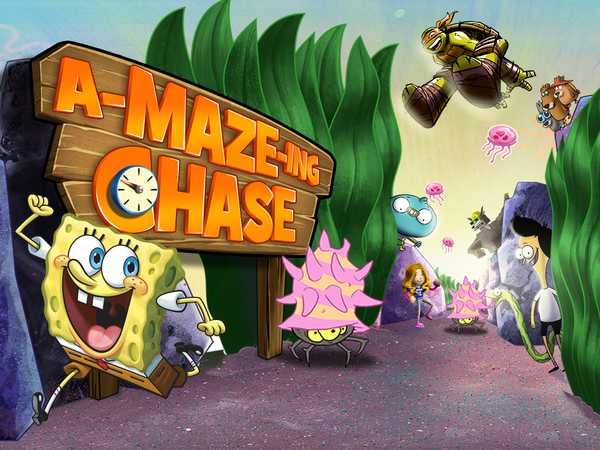 Nickelodeon: The A-MAZE-ing Chase