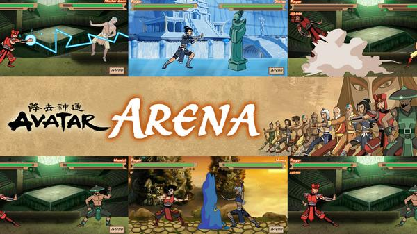 Arena Featured Image