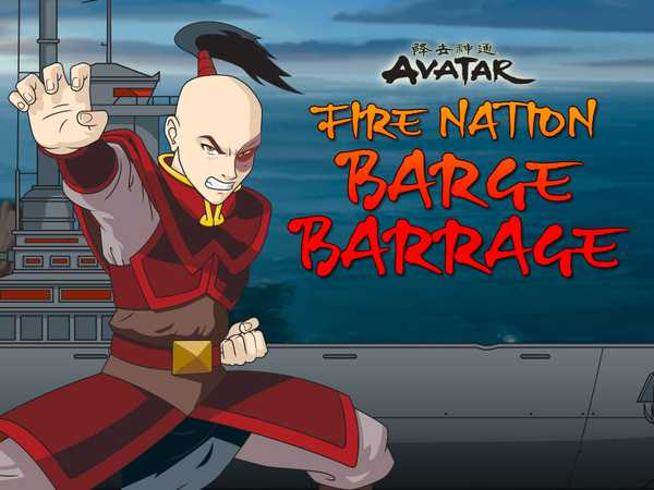 Avatar: Barge Barrage